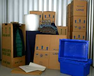 Packing Service and Materials